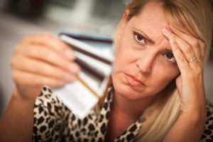 Dealing with Credit Card Stress