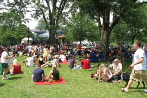 Organizing an Outdoor Event to Promote Your Brand