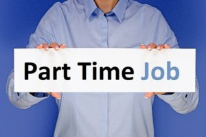 Demands of Part-Time Jobs on the Rise Since Last Year