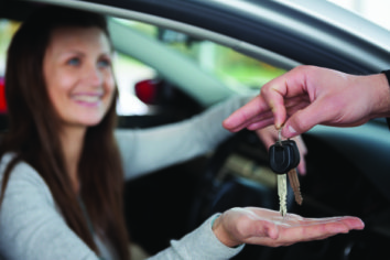 Car Hire with Bad Credit