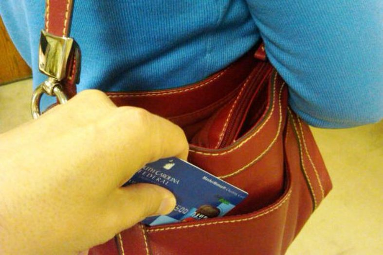 Using A Stolen Bank Card Should Be A Strong Enough Crime In Its Own Right