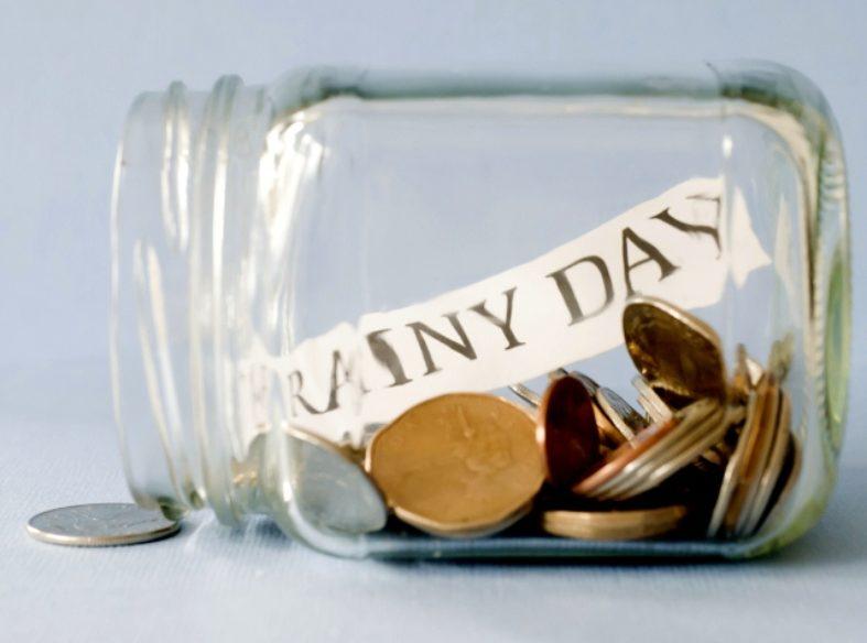 Start A Rainy Day Fund Today