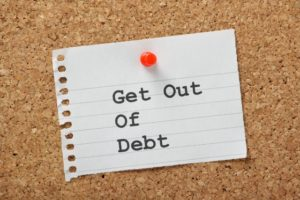 Top Tips For Moving Clear Of Debt