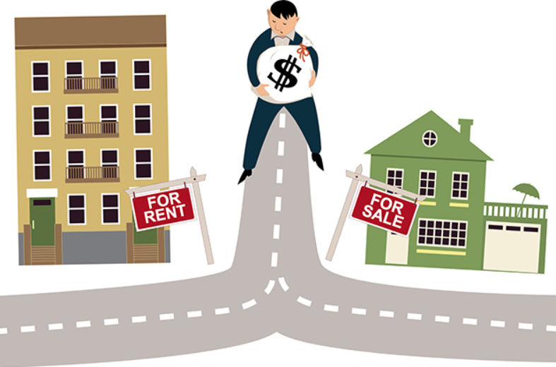 Rent still Remains a Viable Option than Owning a Home