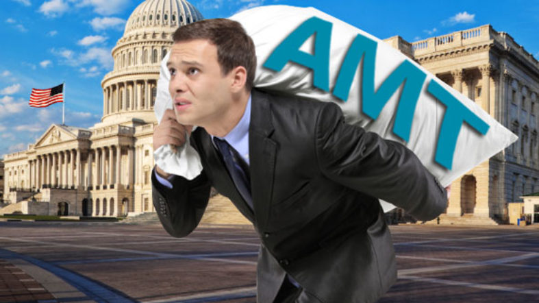 Survive the Dreaded Alternative Minimum Tax – Secret Ways to Deal with It