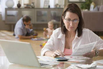 Maintaining a Budget despite Being Self-Employed