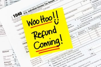 Advice on Spending Your Tax Refund Money Smartly