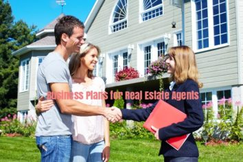 New Business Plans for Real Estate Agents