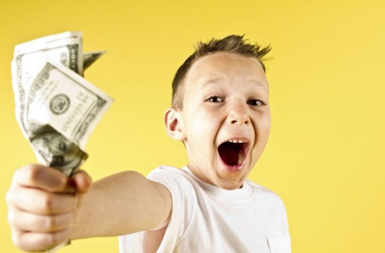 Simple Money Making Ideas for Kids