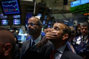Why Shouldn't You Care about A Sudden Drop In The Stock Market?