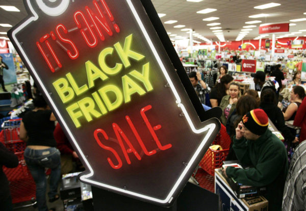 black friday shopping deals
