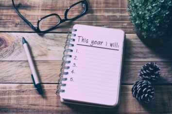 Making New Year's Personal Finance Resolutions
