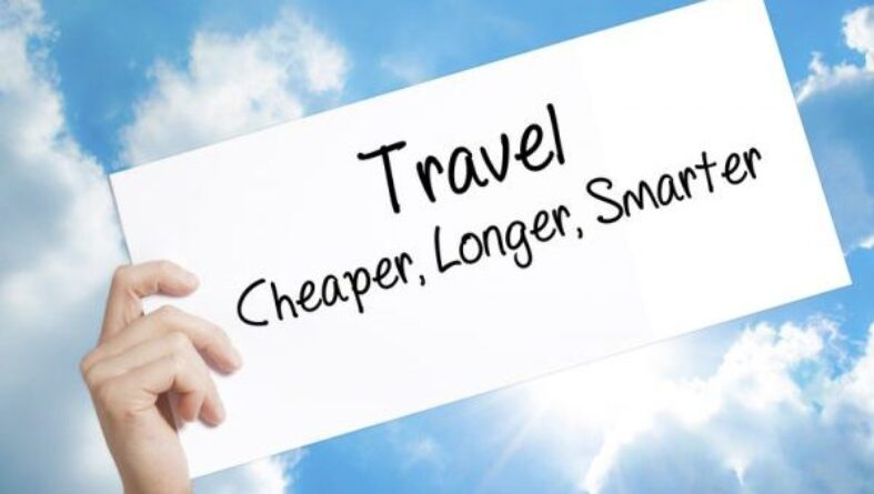 3 Easy Ways to Save on Travel