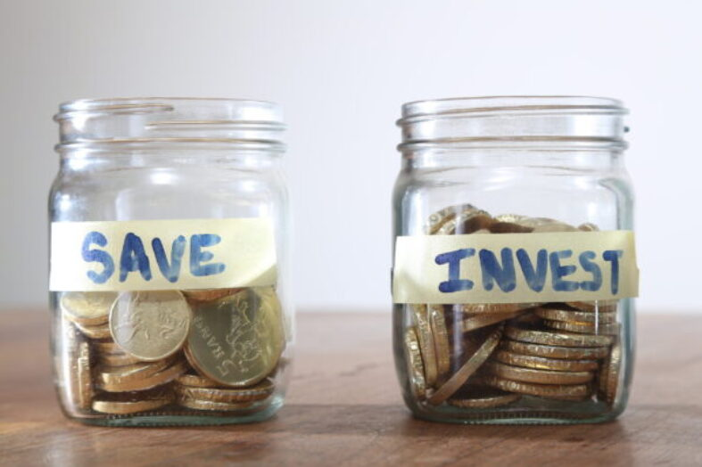 Which is Better – Saving or Investing?