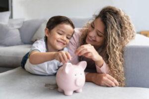 Teaching Your Kids Financing 101