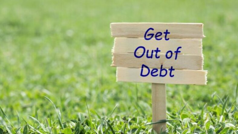 How to Get Yourself Out of A Lot of Debt