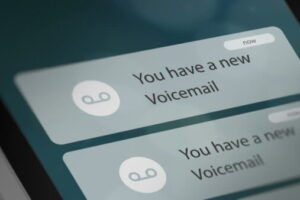 How do I retrieve my Voicemail?