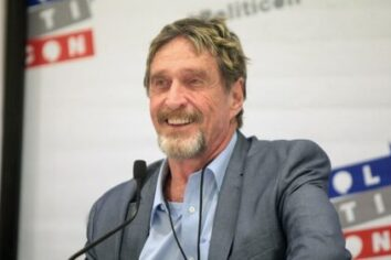 5 Reasons Why We Will Never Forget John McAfee